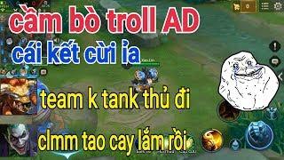 Troll Game - Bò Trêu AD Dở Khóc Dở Cười Quá Hài Hước   Yo Game