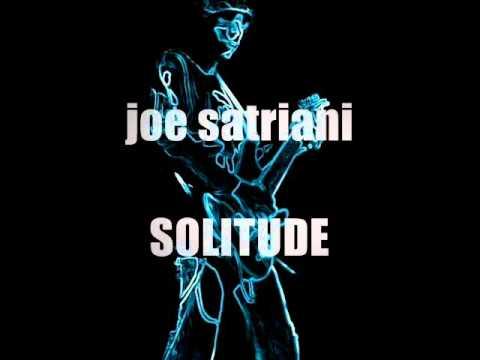 Joe Satriani - Solitude (HQ)