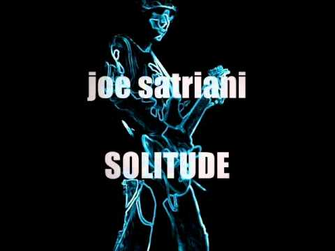 Joe Satriani - Solitude