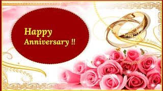 Best Happy Anniversary | Wedding Anniversary Wishes/Greetings/Quotes/SMS For Couple/Whatsapp Status