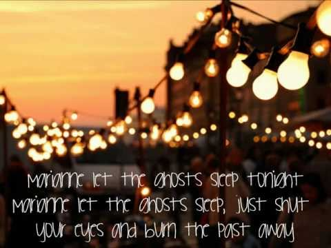 The Start of Something - Voxtrot (lyrics)