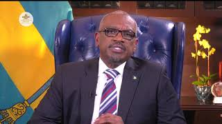 3rd Prime Minister MINNIS 3rd National  Report