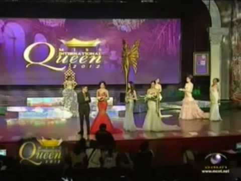 Miss International Queen 2012 - Final and Crowning Moment