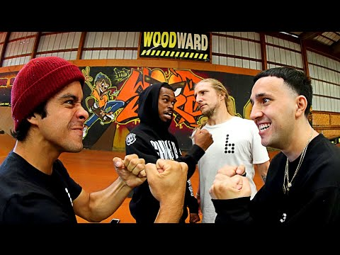 WOODWARD EVERYTHING COUNTS GAME OF SKATE