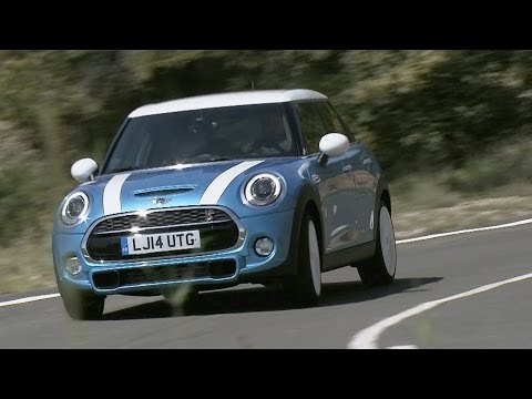 First Drive ► 2015 Mini Cooper S 5-door