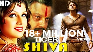 Tiger Shiva | Hindi Dubbed Full Action Movie | New Release | HD 1080p