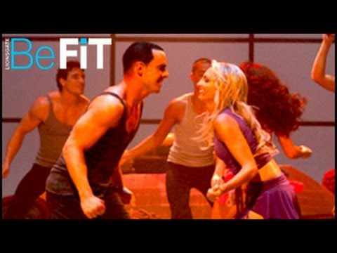 Dirty Dancing do You Love Me Workout video