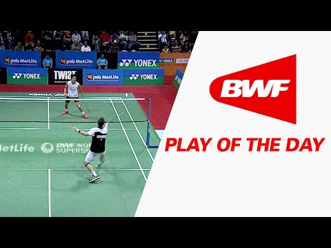 Play Of The Day | Badminton QF – Yonex Sunrise India Open 2016
