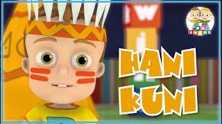 Hani Kuni | Nursery Rhymes - Kids Songs