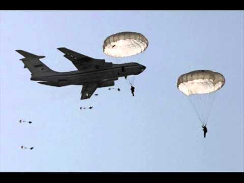 Олег Янченко - Голубой берет и парашют