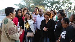 #ITooResist: Sandra Bland Vigil #Proctor2016