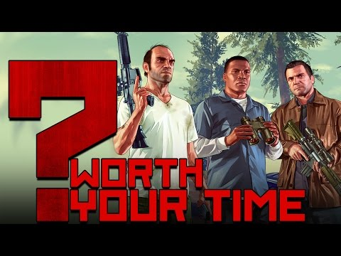 Grand Theft Auto V (PC Port) - Worth Your Time?