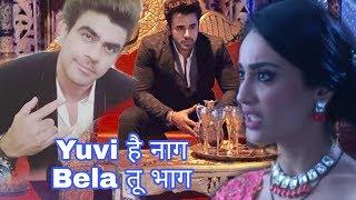 Naagin 3 latest update  |  Yuvi hai naag bela tu bhaag | Vish Mahir aur Bela ki kahani