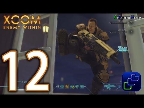 XCOM: Enemy Within Walkthrough - Part 12 - Alien Abductions - Kansas City