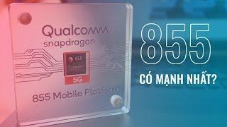 Snapdragon 855 (7nm) liệu có ĂN ĐỨT Kirin 980 và Apple A12?