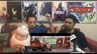 Cars 3 Trailer 3 REACCION!!!