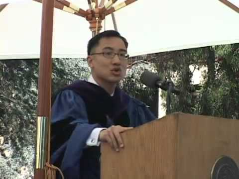 SLS Graduation 2010 | Commencement Address by Professer Dan Ho