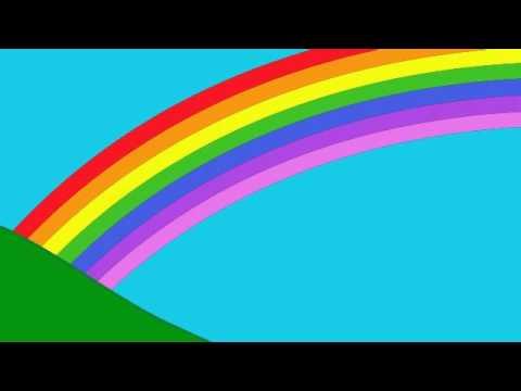 Canciones Infantiles - Песенка о радуге