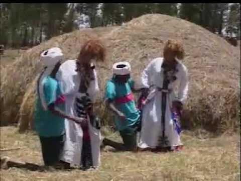 Traditional Amharic Music- Yikaflew Asrat- Dankera video