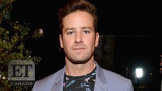 Armie Hammer Reacts To People's Sexiest Man Alive