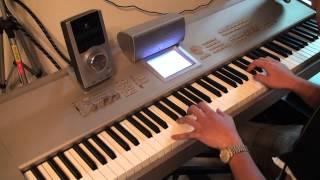 Eminem Video - Eminem ft. Nate Ruess - Headlights Piano by Ray Mak