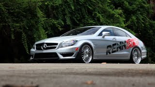 The 700 HP RennTech CLS63 AMG - TUNED