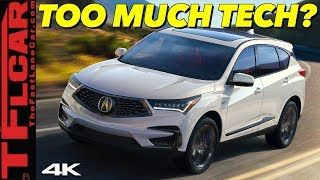 The 2020 Acura RDX A-Spec Is A Great Car With Frustrating Tech!
