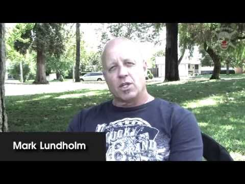 Addicts Comedy Tour:  Mark Lundholm Talks About Hitting Rock Bottom