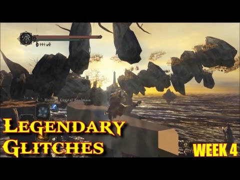 Dark Souls 2 - Legendary Glitches! (Week 5) HOW TO FLY!