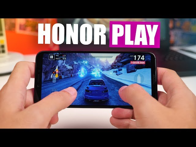 КОНКУРЕНТ POCOPHONE? - Опыт использования Honor Play