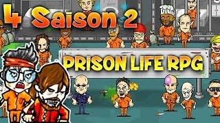 Prison Life RPG - Ep.4 - LA MORT - avec TheFantasio974 iOS Android