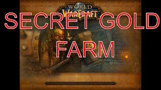 Secret Blackrock Spire Wow Gold Farm