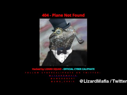Malaysia Airlines Hack: Lizard Squad, ISIS Involved?