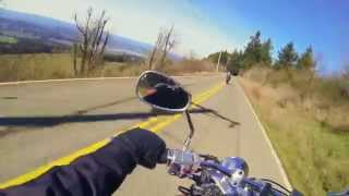 Bald Peak Motorcycle Ride