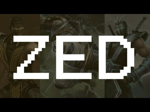 League of Legends : Zed