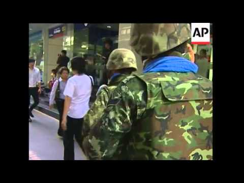 Thai army says deadly force possible against anti-gvt protesters