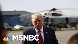 Signs Of Possible Recession Worry President Donald Trump Ahead Of 2020: AP | Morning Joe | MSNBC