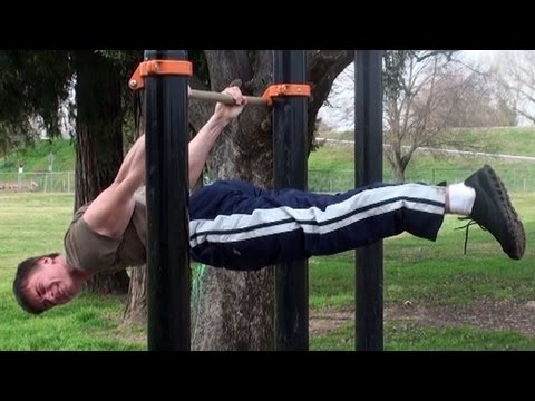 How to do a Back Lever Tutorial Training