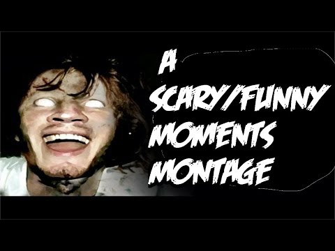 ★ Pewdiepie Scary Reactions/Funny Moments montage @pewdiepie audition video ★
