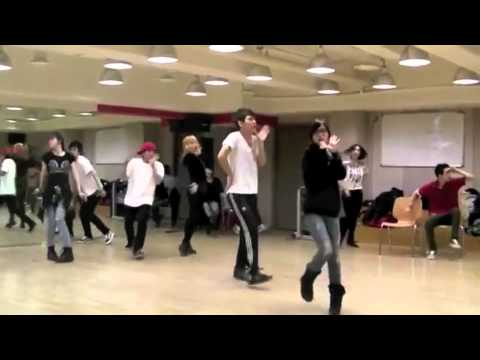 IU - Good Day Mirror Practice Dance