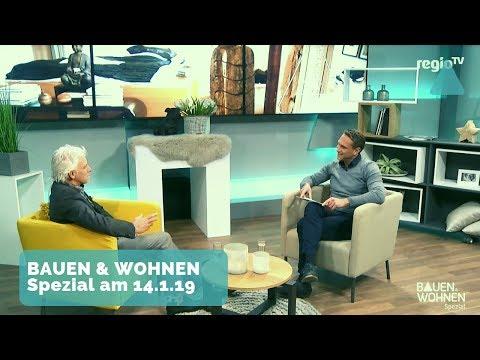 Badumbau mit Modultechnik, neue Küche, Entrümpelung, Spezial mit Franz Hilzinger am 14.1.2019