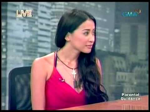Mocha Uson at Cool Center GMA7 (Bisexual & Lesbian Issue)