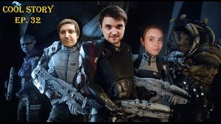 Банда о Mass Effect: Andromeda, No Man's Sky и игровые тренды
