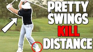 How Golf Lessons Kill Your Distance