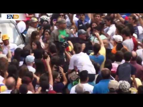 Lo Que Tu No Viste Del  Potro Alvarez Cuando Fue A Votar Linda Señal Final