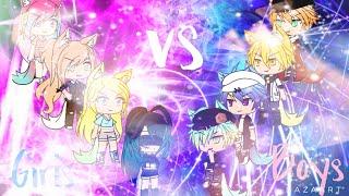 Girls vs Boys Singing Battle GLMV