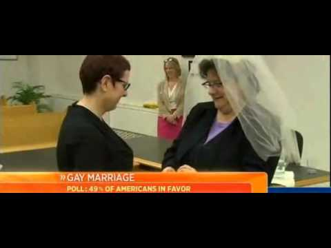 gay marriage/hillary clinton approve gay marriage