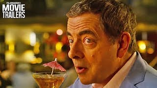 JOHNNY ENGLISH 3 Trailer #2 NEW (2018) - Rowan Atkinson Action Comedy Sequel
