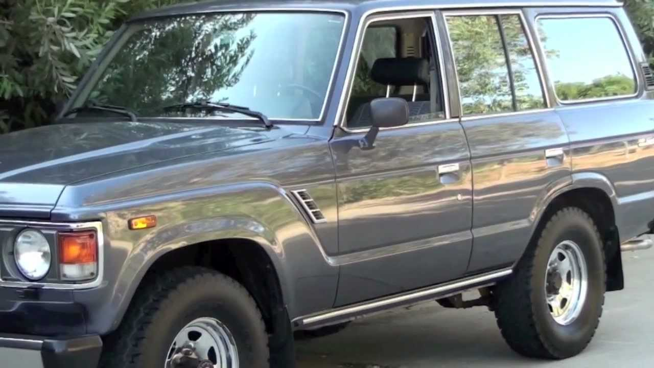 1986 Fj60 For Sale At Tlc Youtube