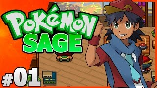 Pokemon Sage Demo (Fan Game) Part 1 THIS IS BEAUTIFUL - Gameplay Walkthrough